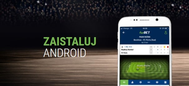 forbet aplikacja android