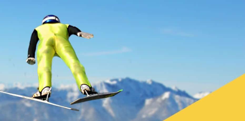 Bonus 10 PLN od LvBET na loty narciarskie!