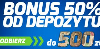 Bonus reload Forbet. 500 PLN do odebrania!