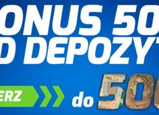 Bonus reload Forbet. 500 PLN do odebrania!