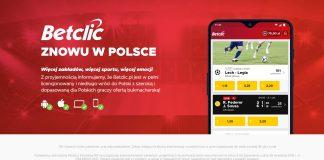 Start BetClic Polska. Co nowego w tej sprawie?