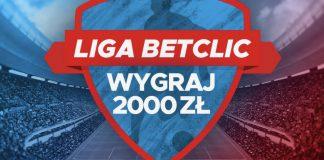 Betclic rozdaje bonusy. Nawet 2000 PLN do zgarnięcia!