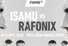 Zakłady bukmacherskie FAME MMA 5. Obstawianie przez internet - gdzie?