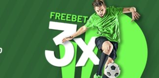 Trzy freebety od Totalbet. Bonus dla najbardziej aktywnych graczy!
