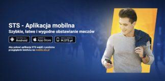 Jak grać w STS na telefonie? Aplikacja mobilna na iOS oraz Android - pobieranie, oferta, bonusy