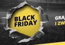 Nowy bonus powitalny w Fortunie. Zakład Bez Ryzyka 200 PLN na Black Friday!