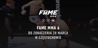 Fame MMA 6. Obstawianie walk - gdzie bonusy? [Aktualne promocje]