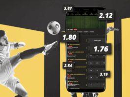 LV BET aplikacja mobilna APK. Pobieranie i obstawianie na iOS oraz Android